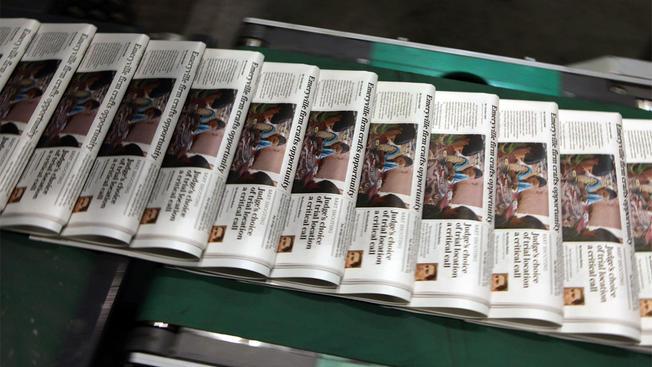 print-journalism